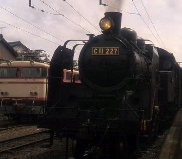 SL 大井川鉄道